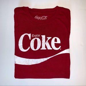 Coca-Cola   Red Enjoy Coke T-Shirt